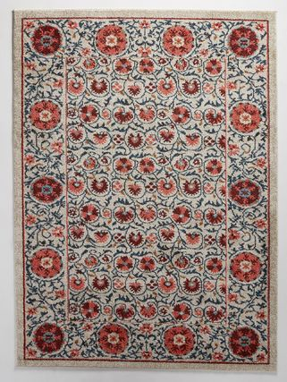 Flower Patterns Ethnic Persian Style Carpets & Rugs