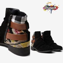 Desigual Casual Style Boots Boots