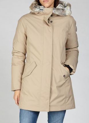 Plain Down Jackets