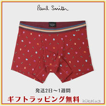 Paul Smith Stripes Cotton Boxer Briefs