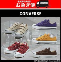 CONVERSE Unisex Street Style Plain Other Animal Patterns Logo