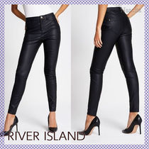 River Island Plain Long Skinny Pants