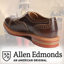 Allen Edmonds Street Style Plain Leather Oxfords