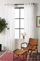 Anthropologie Unisex Plain Curtains