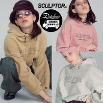 SCULPTOR Short Street Style Long Sleeves Cropped