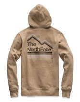 THE NORTH FACE Street Style Long Sleeves Plain Hoodies