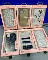 kate spade new york Flower Patterns With Jewels Smart Phone Cases