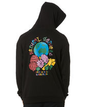 TCSS Pullovers Long Sleeves Cotton Logo Surf Style Hoodies
