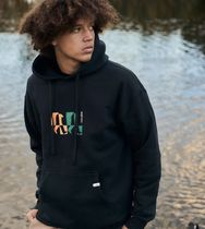 TCSS Pullovers Cotton Logo Surf Style Hoodies