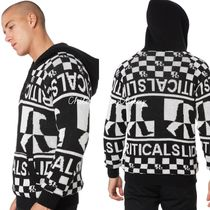 TCSS Pullovers Long Sleeves Logo Surf Style Sweaters