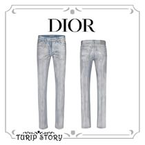 Christian Dior Denim Cotton Jeans & Denim
