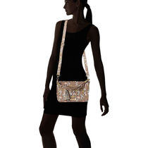 Steve Madden Flower Patterns Casual Style 2WAY Crossbody Shoulder Bags