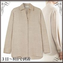 The Row Shirts & Blouses