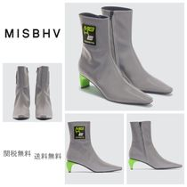MISBHV Street Style Boots Boots