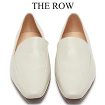 The Row Loafer & Moccasin Shoes