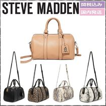 Steve Madden Leopard Patterns Casual Style Plain Other Animal Patterns
