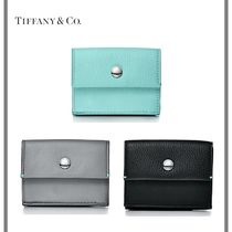 Tiffany & Co Plain Folding Wallets