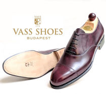 VASS Leather Handmade Oxfords