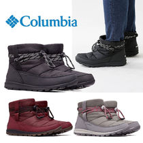Columbia Casual Style Plain Ankle & Booties Boots