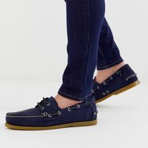 Ralph Lauren Street Style Plain Oxfords