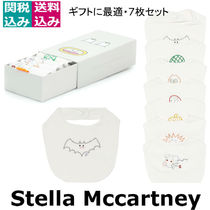 Stella McCartney Unisex Baby Girl Bibs & Burp Cloths