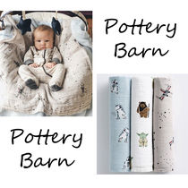 Pottery Barn Organic Cotton Collaboration Baby Girl