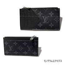 Louis Vuitton MONOGRAM Coin Cases
