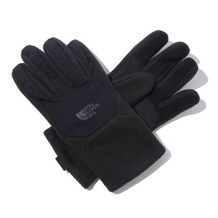 THE NORTH FACE Unisex Plain Logo Touchscreen Gloves