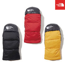 THE NORTH FACE Nuptse Unisex Plain Smartphone Use Gloves