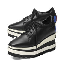 Stella McCartney Platform Plain Platform & Wedge Sneakers