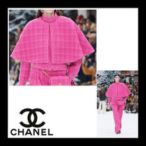 CHANEL Ponchos & Capes