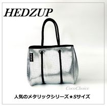 HEDZUP Casual Style Plain Totes