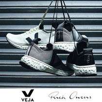 VEJA Street Style Collaboration Sneakers