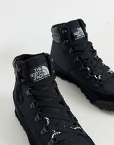THE NORTH FACE Mountain Boots Unisex Street Style Logo Outdoor Boots