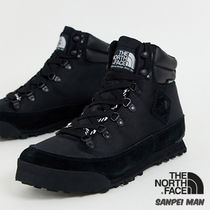 THE NORTH FACE Mountain Boots Unisex Street Style Outdoor Boots