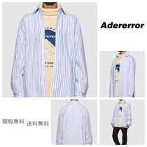 ADERERROR Street Style Long Sleeves Shirts & Blouses