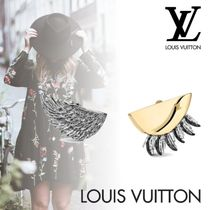 Louis Vuitton Costume Jewelry Casual Style Blended Fabrics Party Style