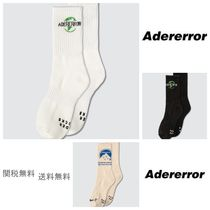 ADERERROR Street Style Socks & Tights