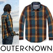 Ron Herman Tartan Long Sleeves Shirts