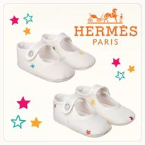 HERMES Unisex Home Party Ideas Baby Girl Shoes