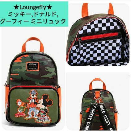 Casual Style Collaboration 2WAY Backpacks