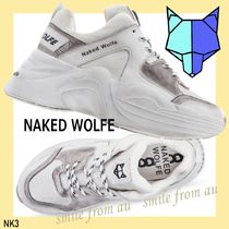 Naked Wolfe Street Style Sneakers