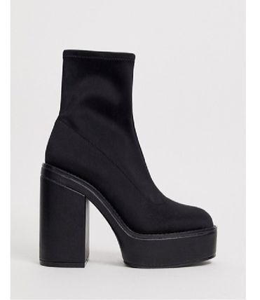 ASOS Ankle & Booties Plain Ankle & Booties Boots 3
