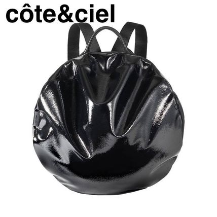 Casual Style Unisex A4 Plain Party Style PVC Clothing