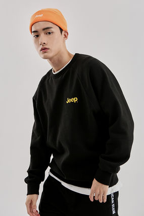 JEEP More T-Shirts Unisex Street Style Plain Co-ord T-Shirts 3
