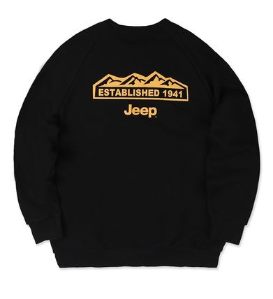 JEEP More T-Shirts Unisex Street Style Plain Co-ord T-Shirts 7