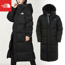 THE NORTH FACE Unisex Street Style Plain Long Coats