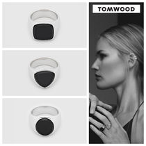 Tom Wood Unisex Silver Rings