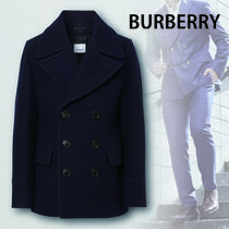 Burberry Other Check Patterns Wool Cashmere Nylon Plain