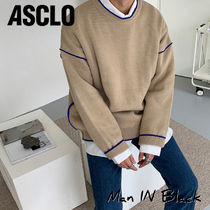 ASCLO Long Sleeves Sweaters